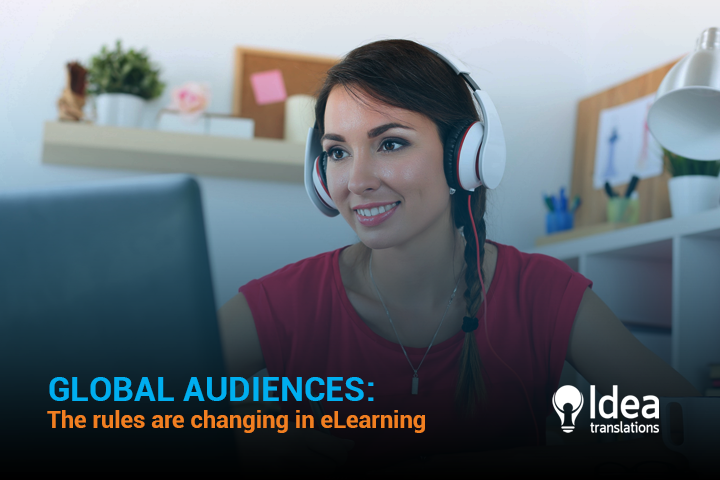 Global audiences: the rules are changing in eLearning