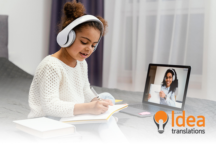 dual language distance learning