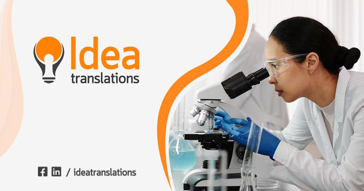 scientific and medical translation